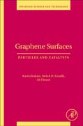 Graphene Surfaces: Particles and Catalysts