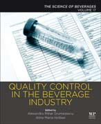 Quality Control in the Beverage Industry: Volume 17: The Science of Beverages