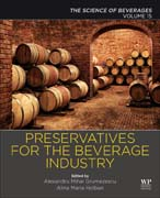 Preservatives for the Beverage Industry: Volume 15: The Science of Beverages