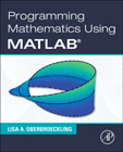 Programming Mathematics using MATLAB
