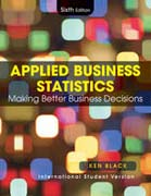 Applied business statistics: making better business decisions