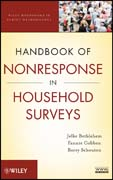 Handbook in nonresponse in household surveys