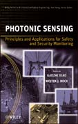 Photonic sensing: principles and applications for safety and security monitoring