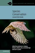 Species Conservation: Lessons from Islands
