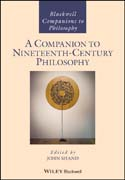 A Companion to Nineteenth Century Philosophy