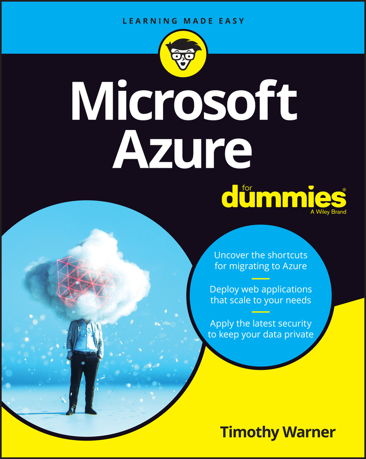 Microsoft Azure For Dummies