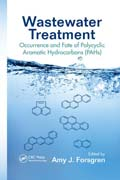 Wastewater Treatment: Occurrence and Fate of Polycyclic Aromatic Hydrocarbons (PAHs)