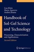 Handbook of Sol-Gel Science and Technology